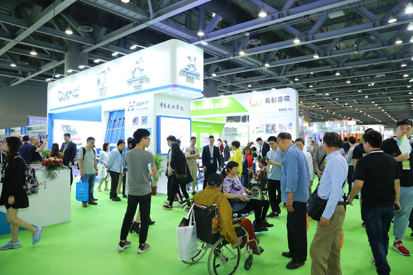 Rehacare & Orthopedic China 2019 Report