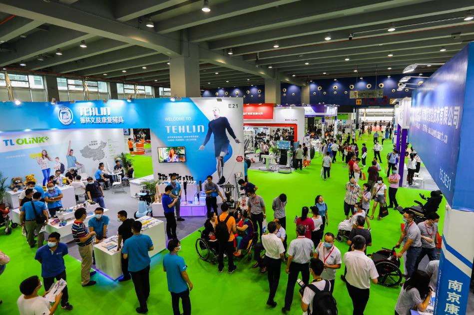 Rehacare & Orthopedic China 2020 report